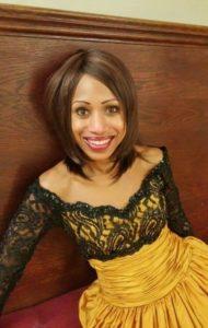 Headshot of Kimberly Jones